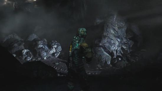 Los Necromorfos comienzan su ataque en las minas