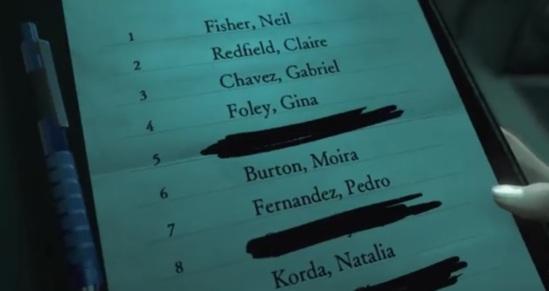 La lista de invitados de Neil